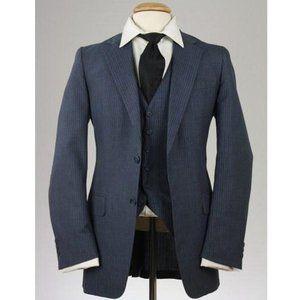 Vintage 80s Sewell 2-Piece Jacket/Vest Combo
